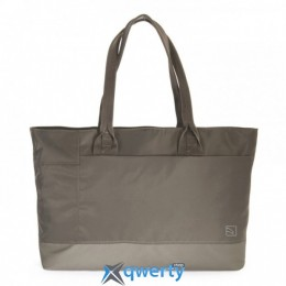Tucano AGIO Shopper Bag 15.6 (бежевая) (BAGIOSH-GT)