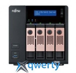 FUJITSU CELVIN NAS Q805 w/out HDD 4trays (S26341-F105-L805)