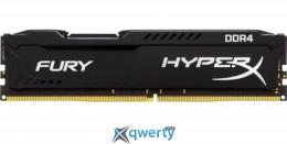 Kingston DDR4-3466 16GB PC4-27700 HyperX Fury Black (HX434C19FB/16)