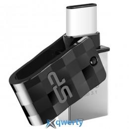 Silicon Power 16GB USB 3.1 / USB Type-C Mobile C31 (SP016GBUC3C31V1K)