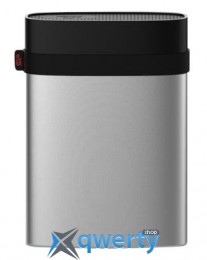 Silicon Power 2.5 USB 3.0 4TB Armor A85 Silver (SP040TBPHDA85S3S)