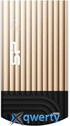 Silicon Power 8GB USB Touch T20 Champagne (SP008GBUF2T20V1C)