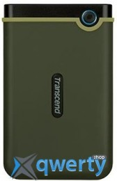 Transcend StoreJet 2.5 USB 3.0 2TB M3G Military Green Slim (TS2TSJ25M3G)