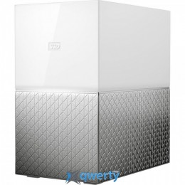WD 12TB 10/1000 USB 3.0 My Cloud Home Duo (WDBMUT0120JWT-EESN)