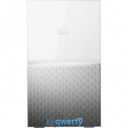 WD 8TB 10/1000 USB 3.0 My Cloud Home Duo (WDBMUT0080JWT-EESN)