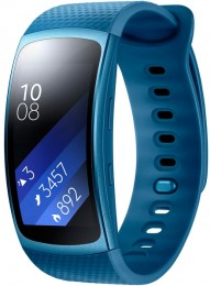 Samsung Gear Fit 2 (SM-R3600ZBASEK) Blue
