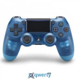 Джойстик DualShock 4 V2 Blue Crystal купить в Одессе
