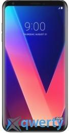 LG V30+ (H930) 4/128GB DUAL SIM AURORA BLACK (LGH930DS.ACISBK)