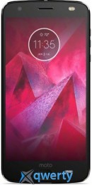 MOTO Z2 FORCE (XT1789-06) 6/64GB DUAL SIM SUPER BLACK (PA900007UA)