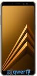 Samsung A730F (Galaxy A8+ 2018) 4/32GB DUAL SIM GOLD (SM-A730FZDDSEK)