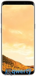 Samsung SM-G950F (Galaxy S8 64GB) DUAL SIM GOLD (SM-G950FZDDSEK)