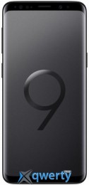 Samsung SM-G965F (Galaxy S9+) 6/64GB DUAL SIM BLACK (SM-G965FZKDSEK)