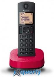 Panasonic KX-TGC310UCR Black Red (KX-TGC310UCR)