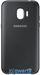 Samsung Dual Layer Cover для смартфона Galaxy J2 2018 (J250) Black (EF-PJ250CBEGRU)