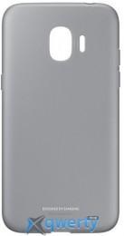 Samsung Jelly Cover для смартфона Galaxy J2 2018 (J250) Black (EF-AJ250TBEGRU)
