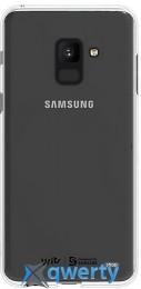 Samsung Soft Clear Cover для смартфона Galaxy A8 2018 (A530) Clear (GP-A530WSCPAAA)