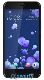 HTC U11 Eyes 4/64GB (Black) EU