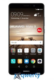 HUAWEI Mate 9 4/64Gb Dual (Black) EU