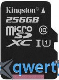 Kingston 256GB microSDXC C10 UHS-I R80MB/s (SDCS/256GBSP)