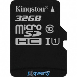Kingston 32GB microSDHC C10 UHS-I R80MB/s (SDCS/32GBSP)