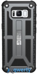 Urban Armor Gear Galaxy S8 Monarch Case- Graphite (GLXS8-M-GR)