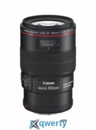 Canon EF 100mm f/2.8L IS USM Macro (3554B005) купить в Одессе
