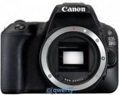 Canon EOS 200D Body Black (2250C015)