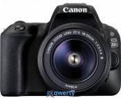 Canon EOS 200D kit 18-55 DC III Black (2250C014)