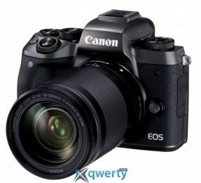 Canon EOS M5 + 18-150 IS STM Kit Black (1279C049)