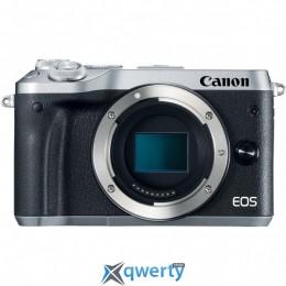 Canon EOS M6 Body Silver (1725C044)