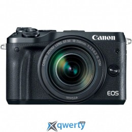 Canon EOS M6 Kit 18-150 IS STM Black (1724C044)