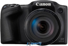 Canon Powershot SX430 IS Black (1790C011)