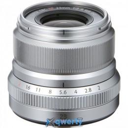 Fujifilm XF 23mm F2.0 Silver (16523171)
