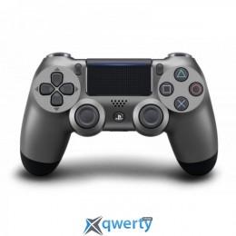Беспроводной джойстик Dualshock 4 V2 Steel Black (PS4)