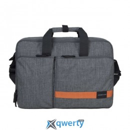 Crumpler Shuttle Delight Business Case для MB PRO 15 (серая) (SDBC15-001)