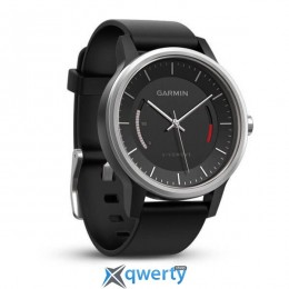Garmin Vivomove Sport Black with Sport Band (010-01597-00)