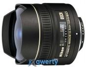 Nikon 10.5 mm f/2.8G IF-ED AF DX FISHEYE NIKKOR (JAA629DA)
