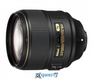 Nikon 105 mm f/1.4E ED AF-S (JAA343DA)