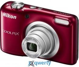 Nikon Coolpix A10 Red (VNA982E1)