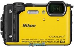 Nikon Coolpix W300 Yellow (VQA072E1)