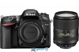 Nikon D7200 + AF-S DX 18-300 f/3.5-6.3G ED VR (VBA450K008)