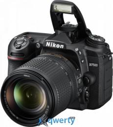 Nikon D7500 KIT AF-S DX 18-105 VR (VBA510K001)