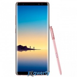 Samsung Galaxy Note 8 N9500 128GB  (Pink) EU