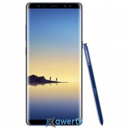 Samsung Galaxy Note 8 (N950F-DS) 256Gb/6Gb (Blue) EU