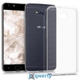 ZenFone 4 Clear Soft Bumper для смартфона ASUS ZenFone Live (ZB553KL) Transparent