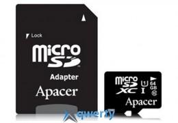 APACER microSDXC 64GB UHS-I U1+adapter (AP64GMCSX10U1-R)