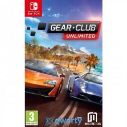 Gear Club Unlimited (Switch)