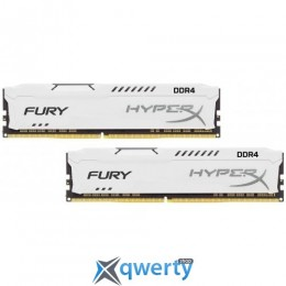 Kingston DDR4-2933 16GB PC4-23500 (2x8) HyperX Fury White (HX429C17FW2K2/16)