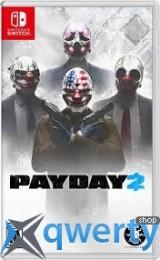 Payday 2 (Switch) купить в Одессе