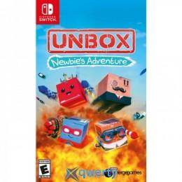 Unbox: Newbies Adventure (Switch)